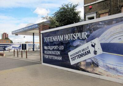 Tottenham Review